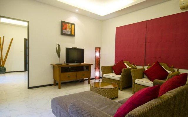 Отель Two Villas Casa Del Sol комната для гостей