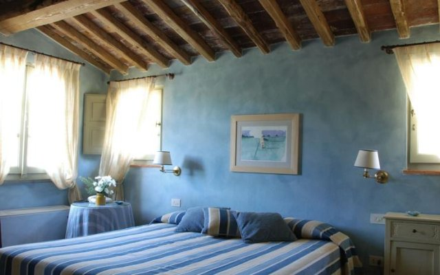 Отель Villa Al Valentino Массароза комната для гостей