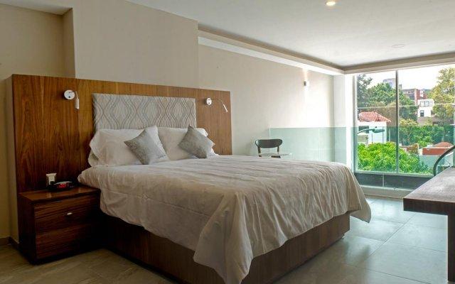 Отель Boutique JTowers Мексика, Мехико - отзывы, цены и фото номеров - забронировать отель Boutique JTowers онлайн комната для гостей