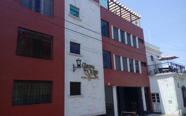 Hotel La Casona del Olivo Arequipa 0
