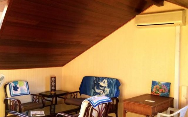 Отель Tahiti-appartement Папеэте комната для гостей