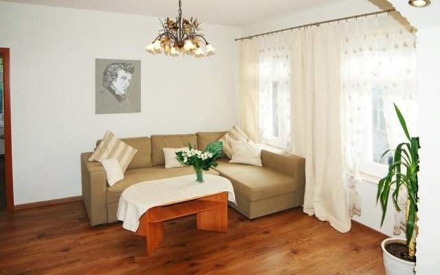 Отель Apartament Chopin Сопот комната для гостей