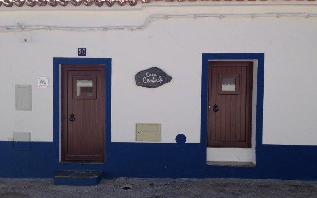 Отель Casa Central вид на фасад