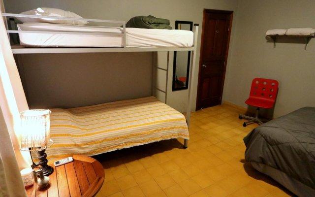 La Ronda Hostel Tegucigalpa комната для гостей
