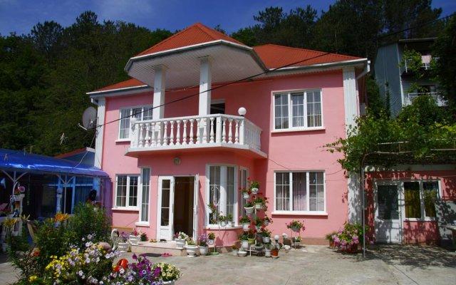 Гостиница Guest house on Vesennyaya 51 вид на фасад
