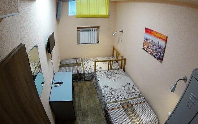 Hostel On day комната для гостей