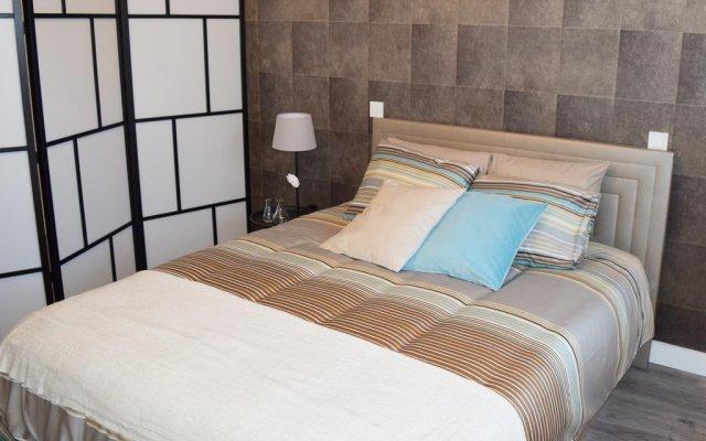 Отель Madrid Suites Tetuan комната для гостей