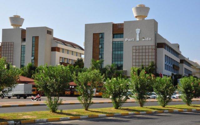 Port Side Resort Hotel вид на фасад
