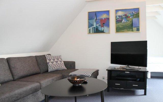 Отель Odense Apartments Дания, Оденсе - отзывы, цены и фото номеров - забронировать отель Odense Apartments онлайн комната для гостей