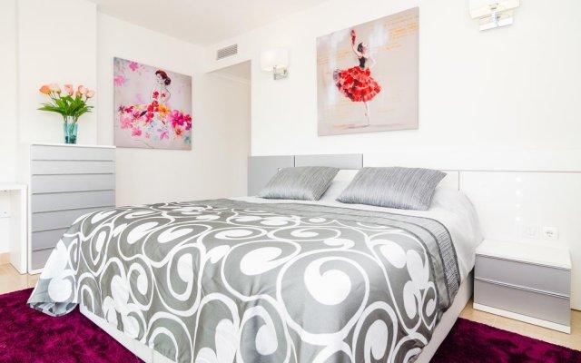 Отель Edificio Porto Azul комната для гостей