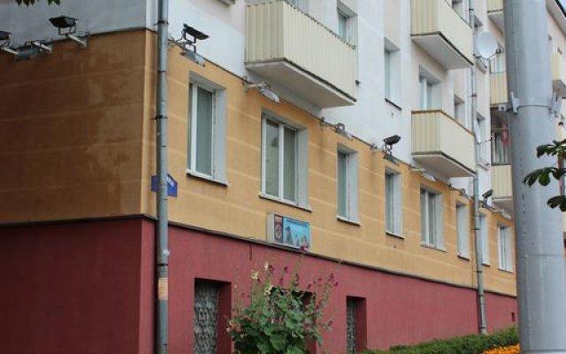 Гостиница Flat at the city center вид на фасад
