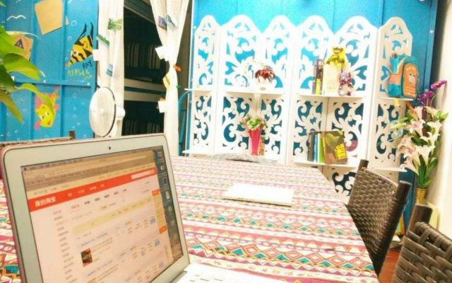 Tinglan Capsule International Youth Hostel Шэньчжэнь детские мероприятия