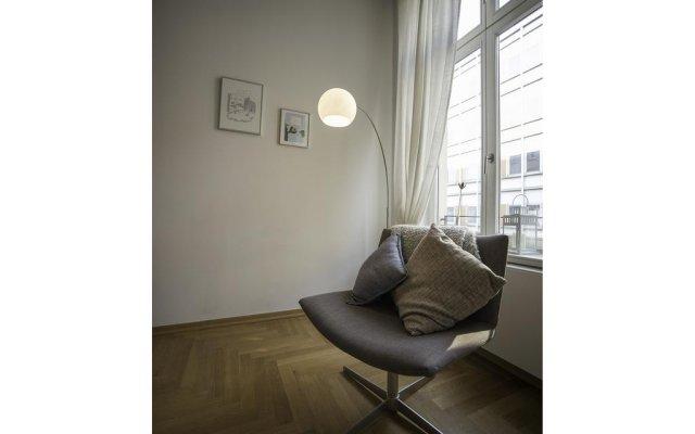 Апартаменты Kokon Apartments комната для гостей