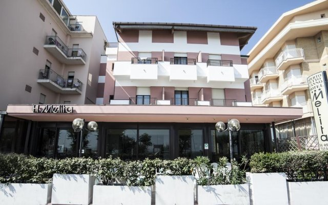 Hotel Melita Римини