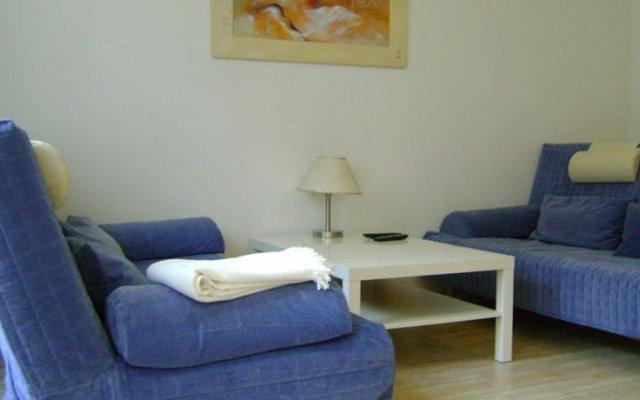 Отель Super Apartament Познань комната для гостей