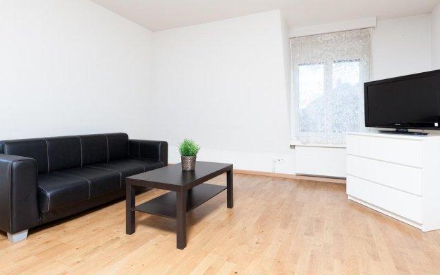 Апартаменты Apartments Swiss Star Ämtlerstrasse Цюрих комната для гостей