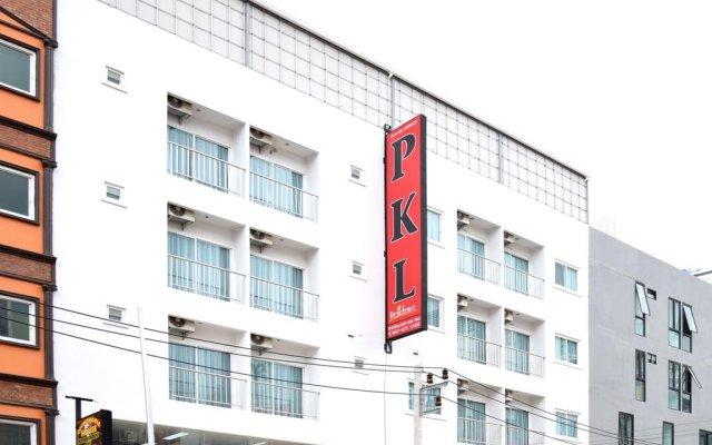 Отель PKL Residence вид на фасад