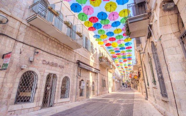 Check In Jerusalem Израиль, Иерусалим - 1 отзыв об отеле, цены и фото номеров - забронировать отель Check In Jerusalem онлайн вид на фасад