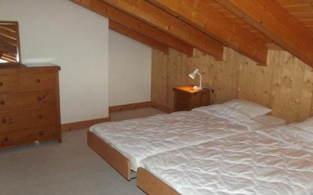Отель Chalet Dorril Нендаз комната для гостей