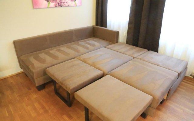 Апартаменты Apartment Vacha Vogtgasse Вена комната для гостей