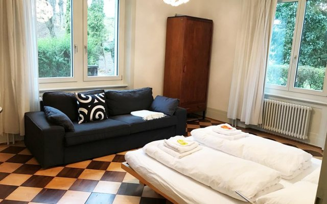 Отель Guesthouse Parques Rietberg комната для гостей