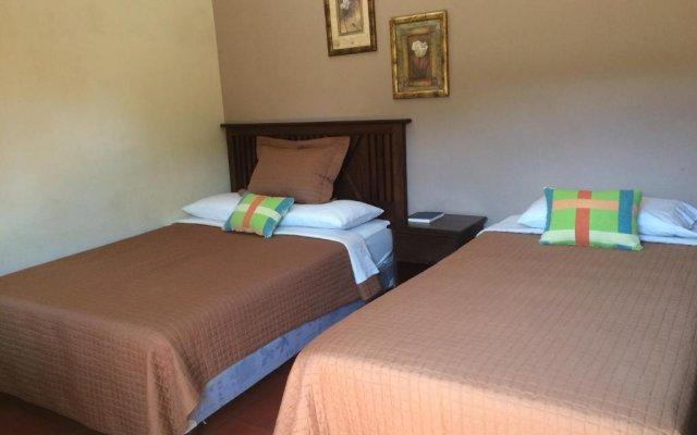 Отель La Posada Copan Копан-Руинас комната для гостей