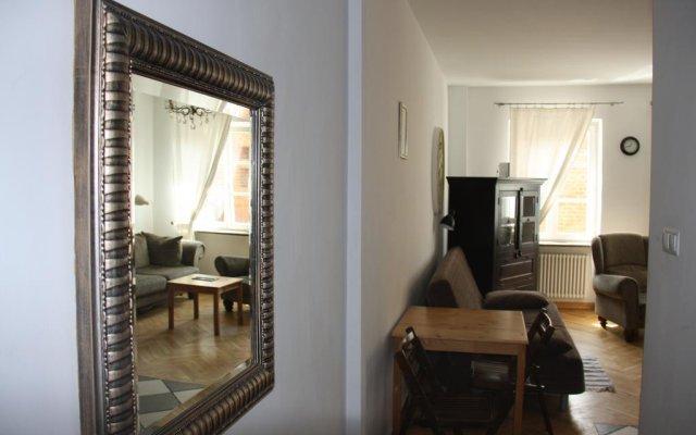 Отель Rycerska Apartment Old Town Польша, Варшава - отзывы, цены и фото номеров - забронировать отель Rycerska Apartment Old Town онлайн комната для гостей