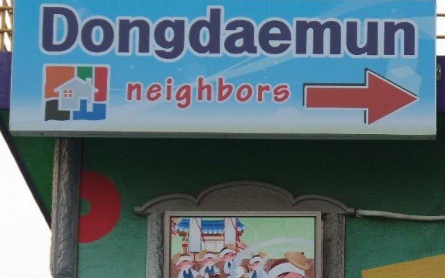 Отель Dongdaemun Neighbors Южная Корея, Сеул - отзывы, цены и фото номеров - забронировать отель Dongdaemun Neighbors онлайн вид на фасад