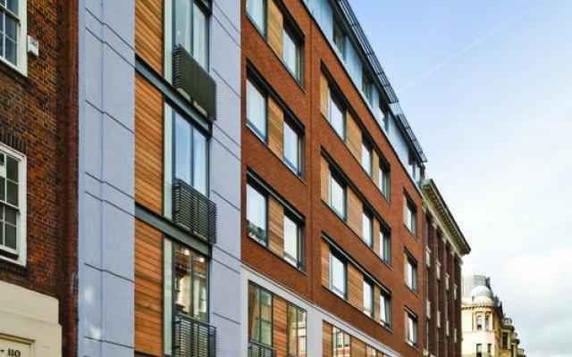 Отель YHA London Central Великобритания, Лондон - отзывы, цены и фото номеров - забронировать отель YHA London Central онлайн вид на фасад