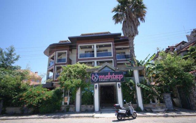 Mehtap Family Hotel вид на фасад