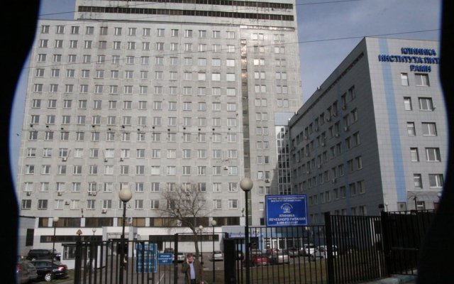 Гостиница Заречье АВ парковка