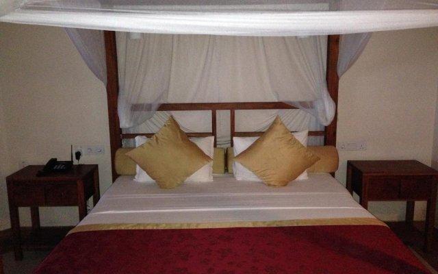 Отель Warahena Beach Hotel Шри-Ланка, Бентота - отзывы, цены и фото номеров - забронировать отель Warahena Beach Hotel онлайн комната для гостей