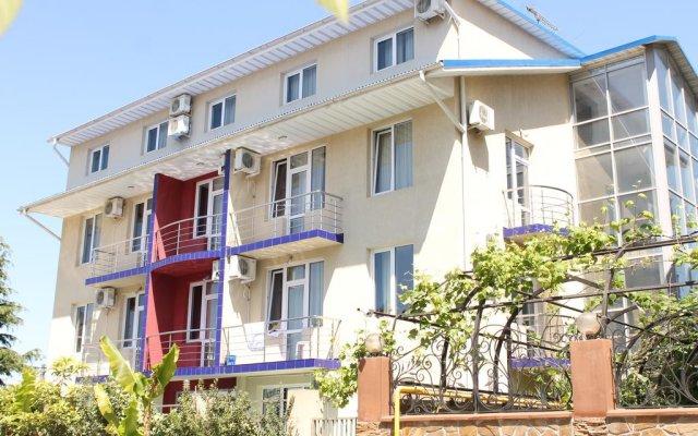 Гостиница Мармарис в Сочи 10 отзывов об отеле, цены и фото номеров - забронировать гостиницу Мармарис онлайн вид на фасад