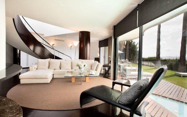 Отель Villa Rock комната для гостей