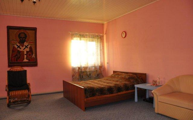 Гостиница Homestay Malinka-Sheremetyevo комната для гостей