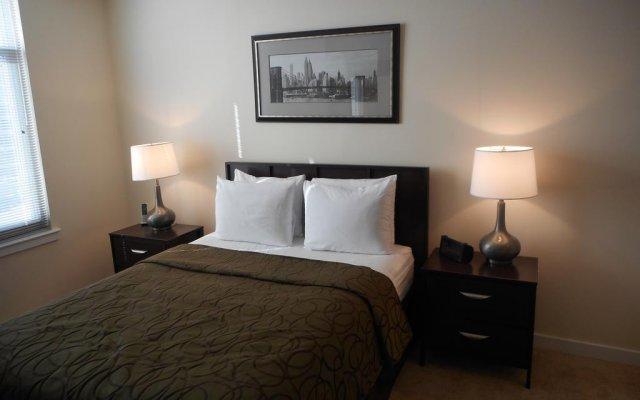Отель Weichert Suites at Wisconsin Place США, Бейлис-Кроссроудс - отзывы, цены и фото номеров - забронировать отель Weichert Suites at Wisconsin Place онлайн комната для гостей