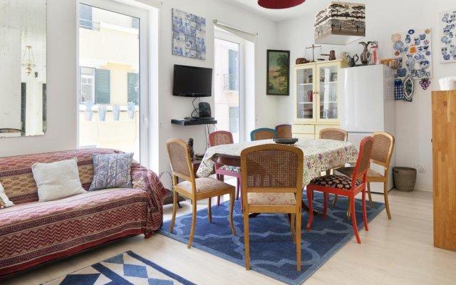 Отель Feelinglisbon Saudade комната для гостей