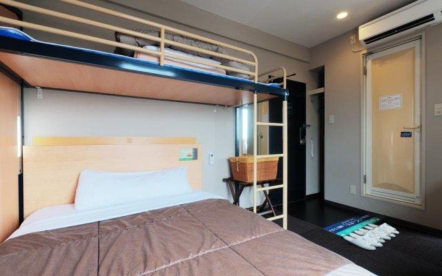Super Hotel Chiba Ekimae Тиба комната для гостей