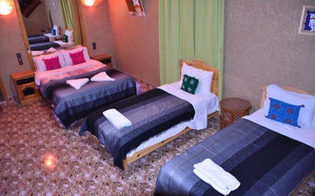Отель L'Homme du Désert Марокко, Мерзуга - отзывы, цены и фото номеров - забронировать отель L'Homme du Désert онлайн комната для гостей