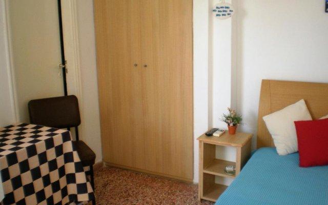 Отель Flora Rooms комната для гостей