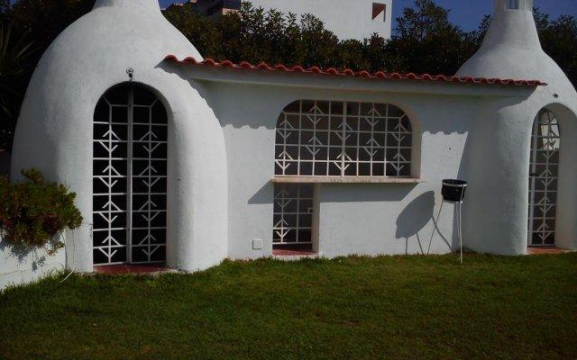 Отель Ferias Vilamoura вид на фасад