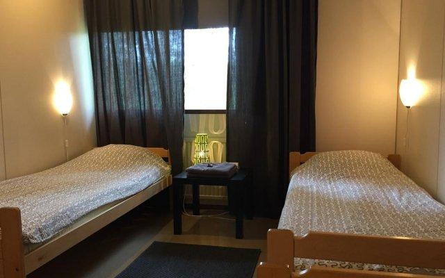 Отель Juhla & Kokoustila Haukilampi комната для гостей