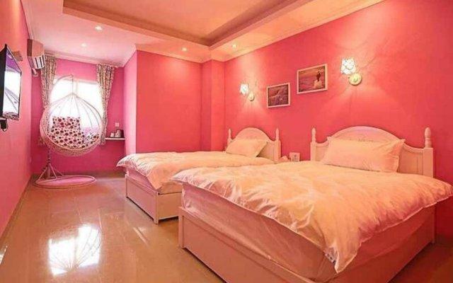 Отель Xiamen Blue Shell Homestay Китай, Сямынь - отзывы, цены и фото номеров - забронировать отель Xiamen Blue Shell Homestay онлайн комната для гостей