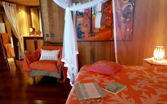 Отель Villa Lagon by Tahiti Homes Французская Полинезия, Папеэте - отзывы, цены и фото номеров - забронировать отель Villa Lagon by Tahiti Homes онлайн комната для гостей