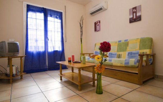 Отель Apartamentos Dana Madrid комната для гостей