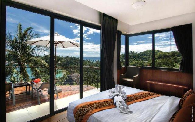 Отель Villas Del Sol Koh Tao Таиланд, Шарк-Бей - отзывы, цены и фото номеров - забронировать отель Villas Del Sol Koh Tao онлайн комната для гостей
