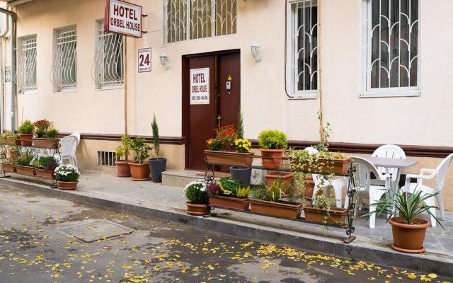 Отель Arta Грузия, Тбилиси - отзывы, цены и фото номеров - забронировать отель Arta онлайн вид на фасад