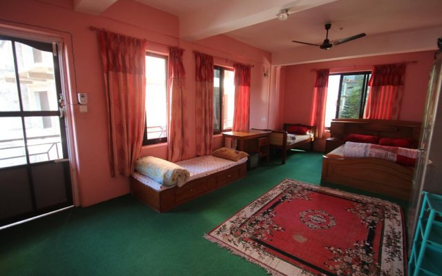Отель New Future Way Guest House Непал, Покхара - отзывы, цены и фото номеров - забронировать отель New Future Way Guest House онлайн комната для гостей