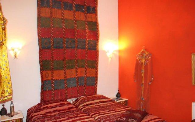 Отель Bayt Alice Марокко, Танжер - отзывы, цены и фото номеров - забронировать отель Bayt Alice онлайн комната для гостей