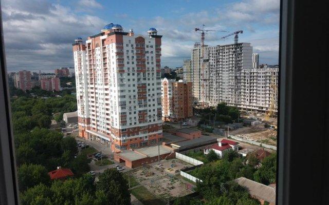 Гостиница Aparthotel Flora вид на фасад